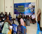 DKP Riau Latih Pelaku Tambak Udang Vaname Di Bengkalis