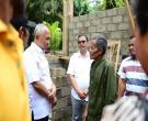 Gubri TInjau Pembangunan Rumah Layak Huni Di Desa Pontian Mekar, Kec Lubuk Batu Jaya, Kab Inhu(sabtu,30 Sept 2017)