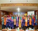 Ibu Gubri Ketua BK3S Prov Riau Hj Sisilita Arsyadjuliandi Hadiri Kunjungan BK3S Prov Riau Ke Padang & Bukit Tinggi Prov Sumbar