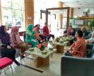 Kunjungan Kerja Dari Dinas Perpustakaan Dan Kearsipan Dan Komisi 1 DPRD Kabupaten Bangka Selatan
