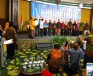 Penyerahan Hadiah Juara 2 Lomba Perpustakaan Sekolah SLTA Tingkat Nasional Di Jakarta, Oleh Kepala Perpustakaan Nasional Republik Indonesia.