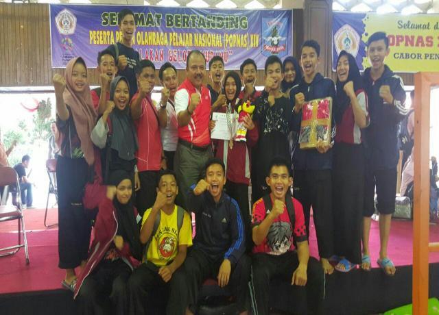 POPNAS XIV 2017 Semarang
