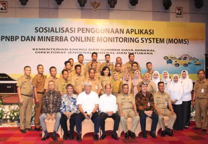 Sosialisasi Aplikasi Moms Oleh Kementrian Esdm Ri Di Provinsi Riau Satuan Kerja Perangkat Daerah Website Resmi Pemerintah Provinsi Riau