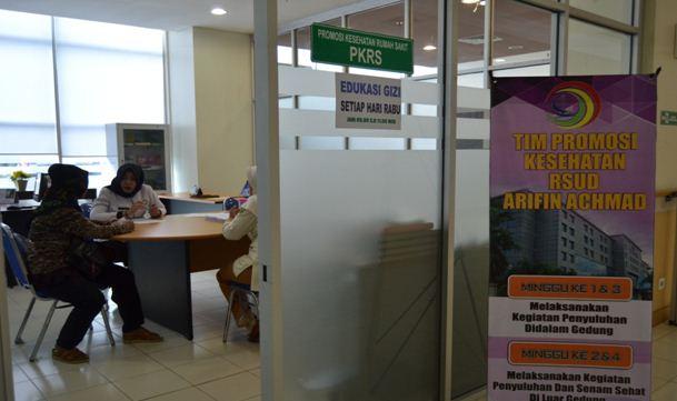 Rsud Manjakan Masyarakat Dengan Edukasi Gizi Gratis Satuan Kerja Perangkat Daerah Website Resmi Pemerintah Provinsi Riau