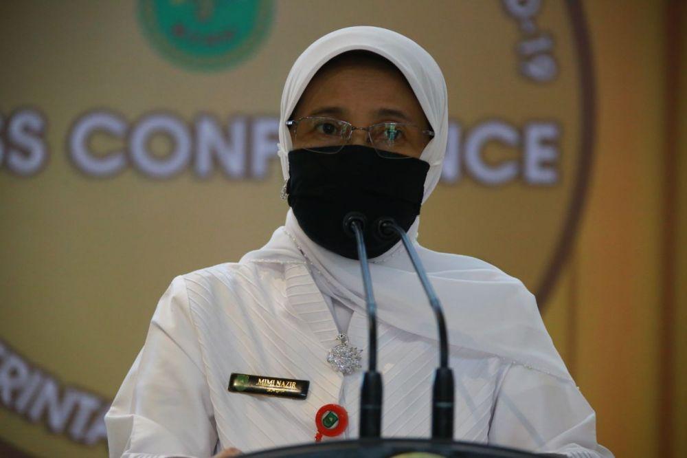 Jdih Pemerintah Provinsi Riau 13 Pasien Positif Covid 19 Masih Dirawat Tersebar Di 4 Kabupaten Kota