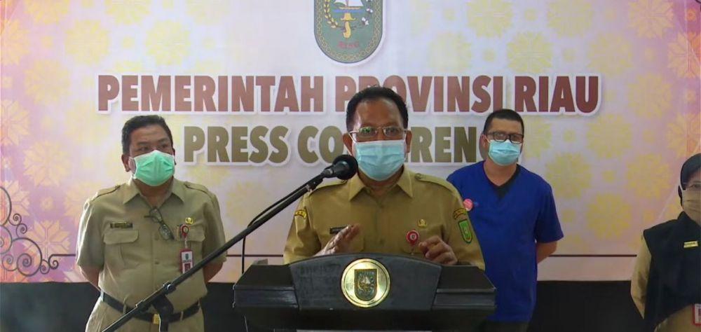 ASN Pemprov Riau Dilarang Tambah Libur