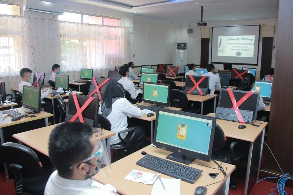 Catat, Ini Jadwal Pengumuman Ujian SKB CPNS Pemprov Riau