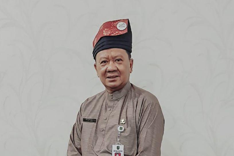 Disnaker Riau Terima 3.150 Paket Sembako Bantuan Perusahaan Untuk Karyawan PHK Dan Dirumahkan