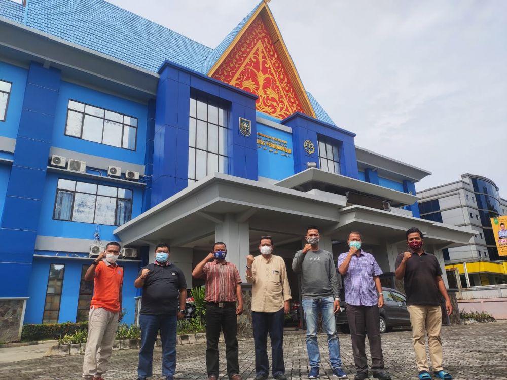 Ditaja Kementerian Perhubungan, Provinsi Riau Ikuti ...