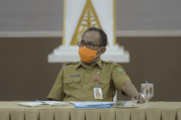 Dua Tahun Ini Dinsos Riau Tak ...