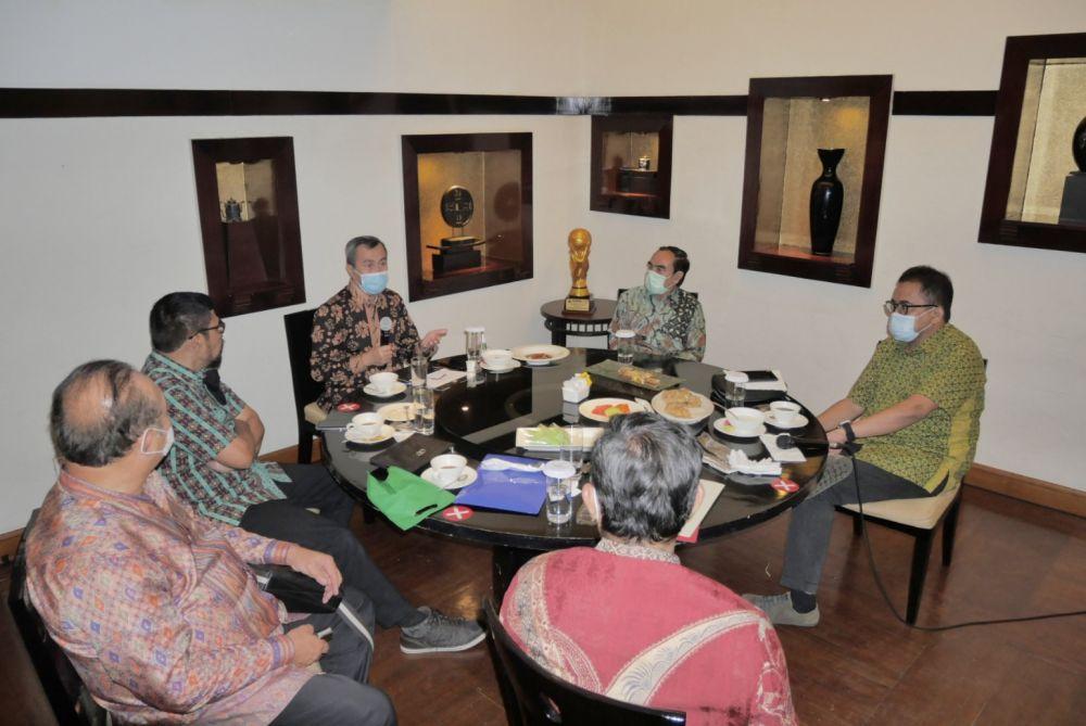 Gubernur Riau Paparkan Penanganan Covid-19 Di ...
