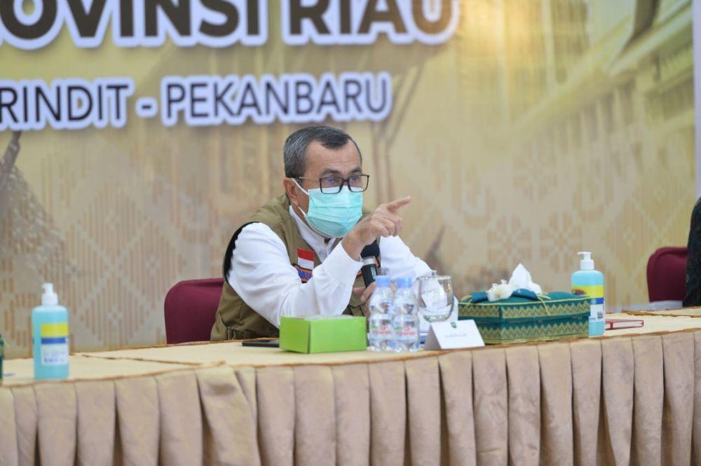 Jdih Pemerintah Provinsi Riau Gubri 3t Acuan Pemerintah Dalam Penanganan Covid 19l
