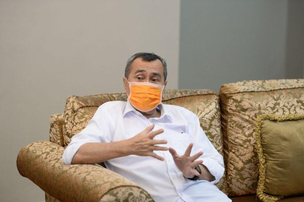 Gubri Ajak UMKM Riau Dukung Gerakan Nasional Bangga Buatan Indonesia