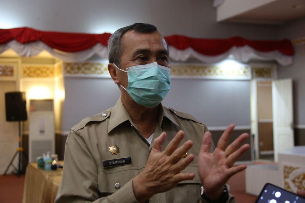 Gubri Bentuk Satgas Penanganan Covid-19 Di Riau
