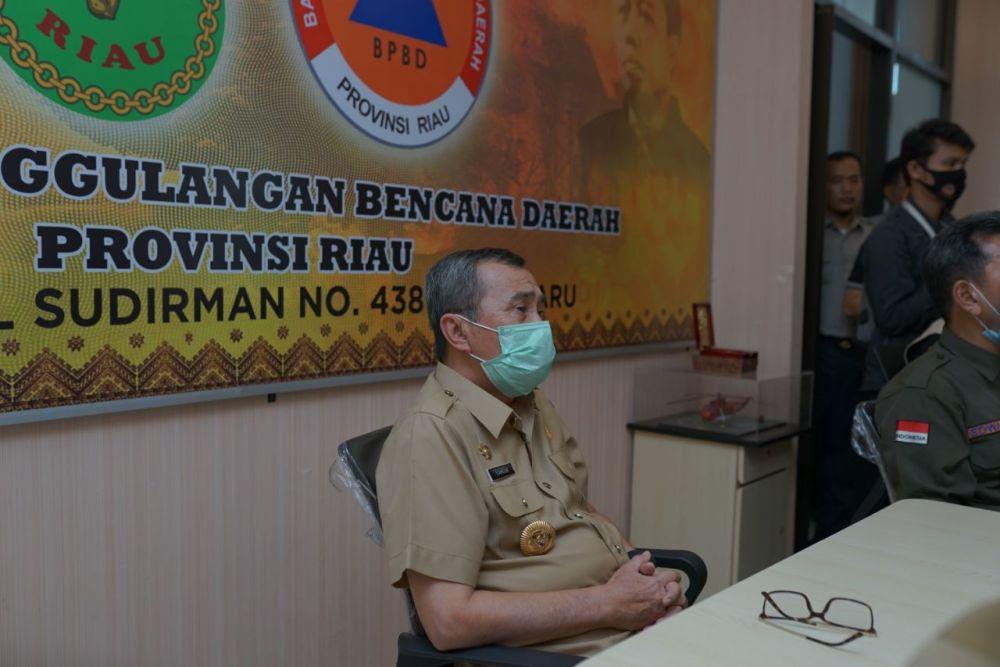 Gubri Berharap Riau Bisa Mengendalikan Karhutla ...