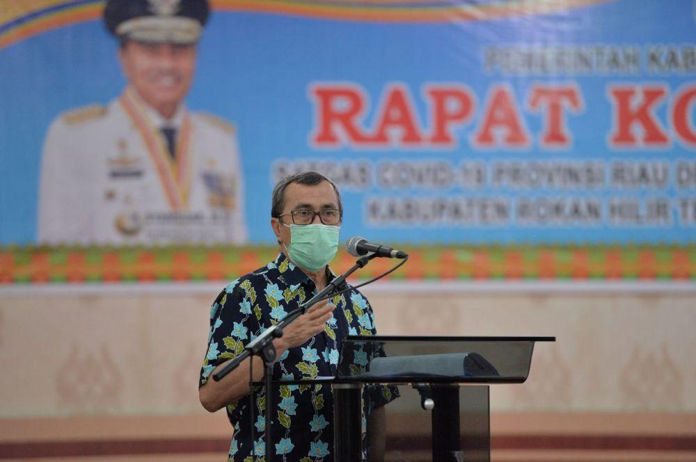 Gubri Imbau Bupati/Wali Kota Aktifkan ...