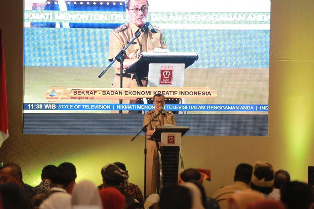 Gubri Peringatkan OPD Lambat Bekerja