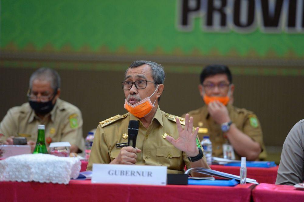 Gubri: Puncak Musim Kemarau Riau Terjadi ...