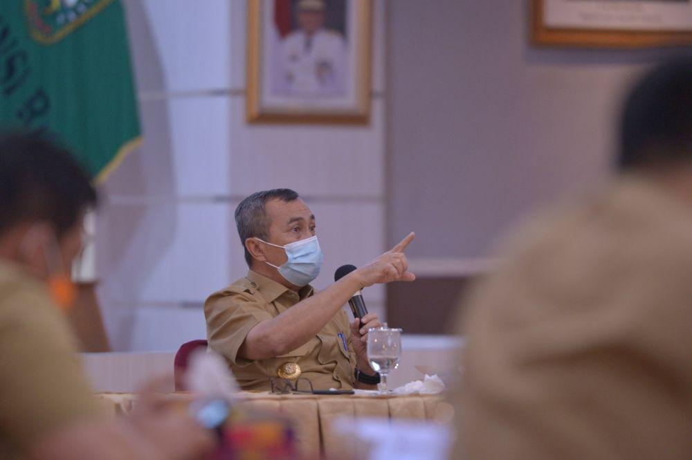 Gubri: Satgas Harus Gerak Cepat Tangani Covid-19 Di Riau