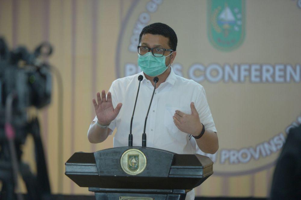 Jubir Covid 19 Riau: Cepat Atau Lambat Covid 19 Tergantung Kita Semua
