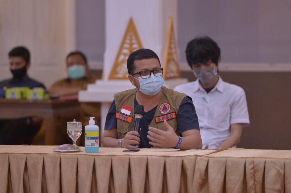 Jubir Covid-19: Satgas Covid 19 Riau Harus Punya Target