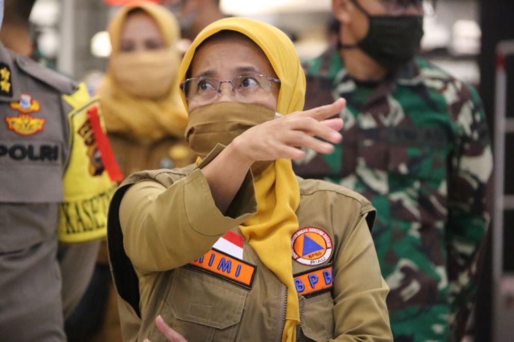 Kadiskes Riau Minta Pegawai Disdukcapil Di ...