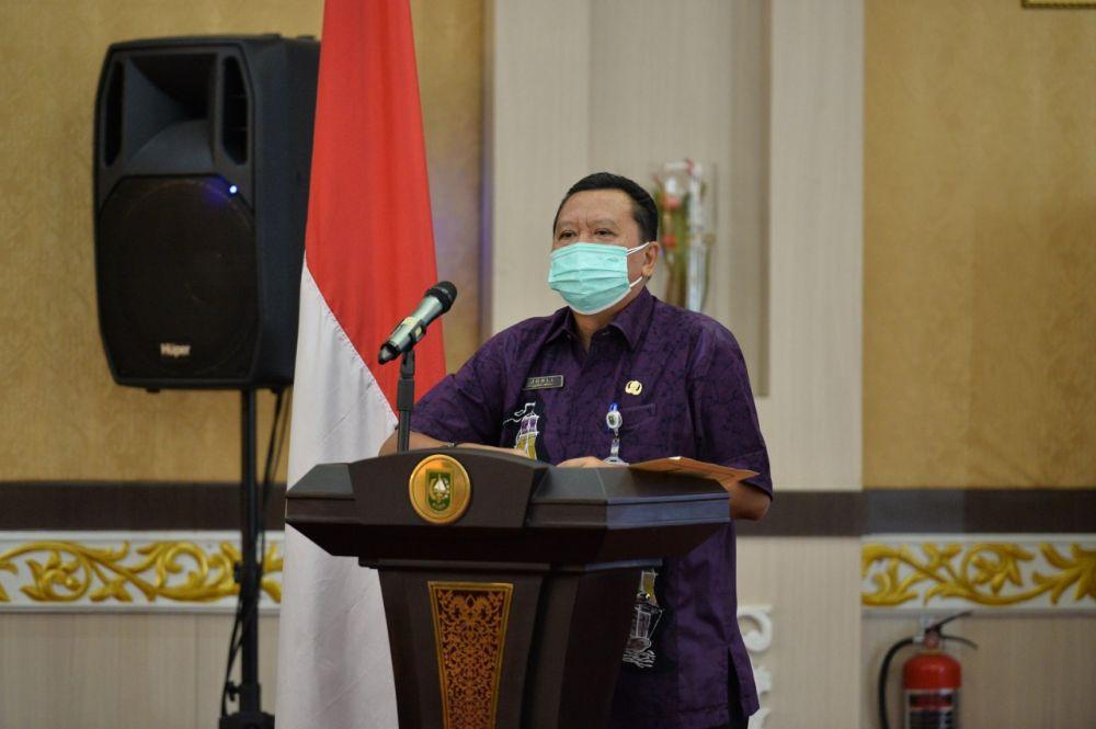 Kadisnakertrans Riau Sebut UU Cipta Kerja Beri Jaminan Kehilangan Pekerjaan Akibat PHK