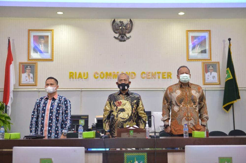 Kepala Kesbangpol Riau Hadiri Upacara Peringatan ...