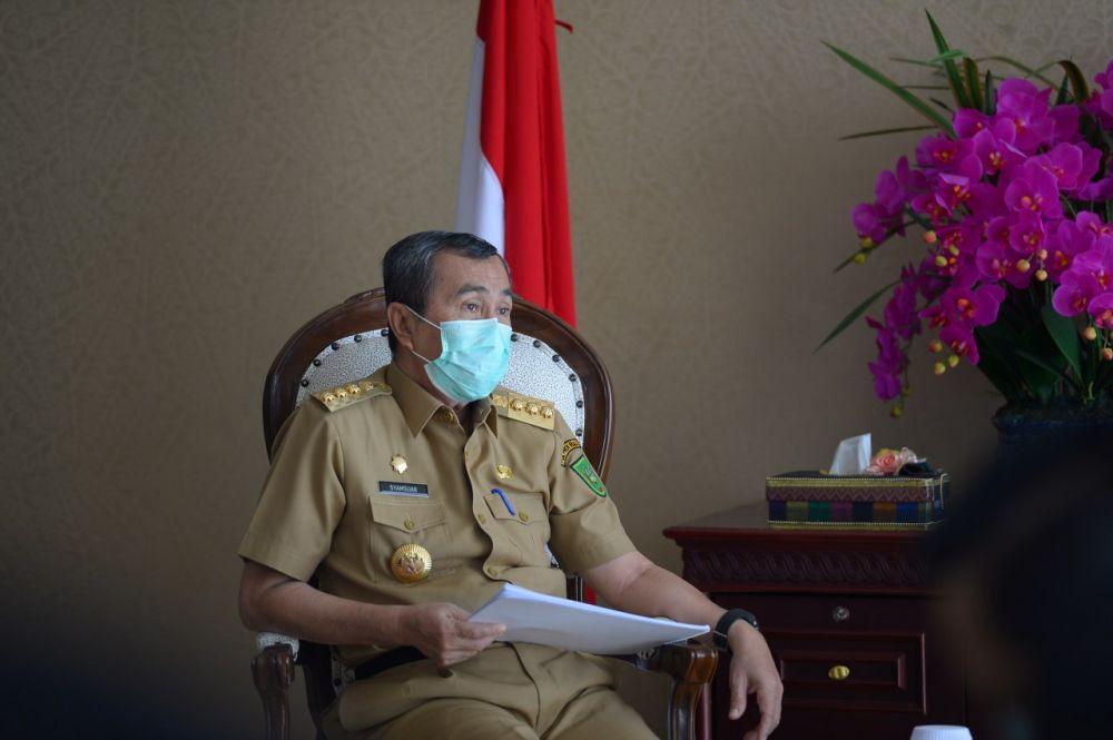 Kurangnya Kesadaran Masyarakat Patuhi Protokol Kesehatan Jadi Tantangan Pemprov Riau
