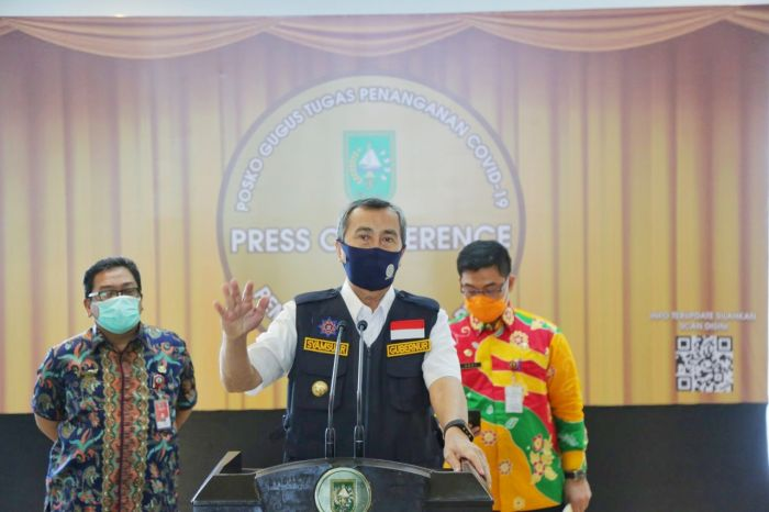 New Normal, Gubri Tegaskan Pakai Masker ...