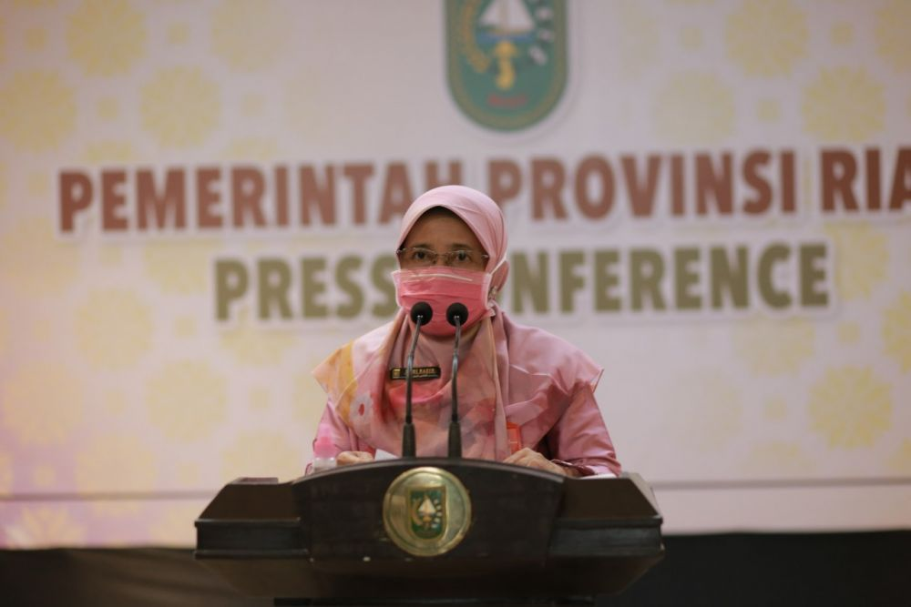 Pasien Positif Covid-19 Riau Yang Masih ...