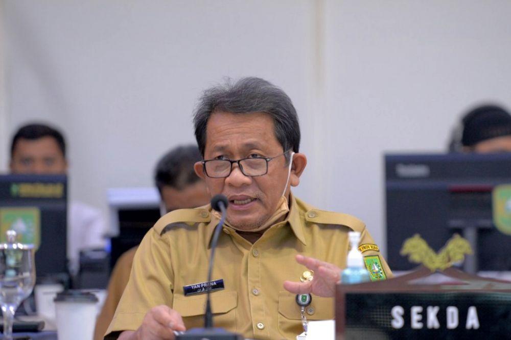 Pemprov Riau Fokus Beri Bantuan Pangan ...