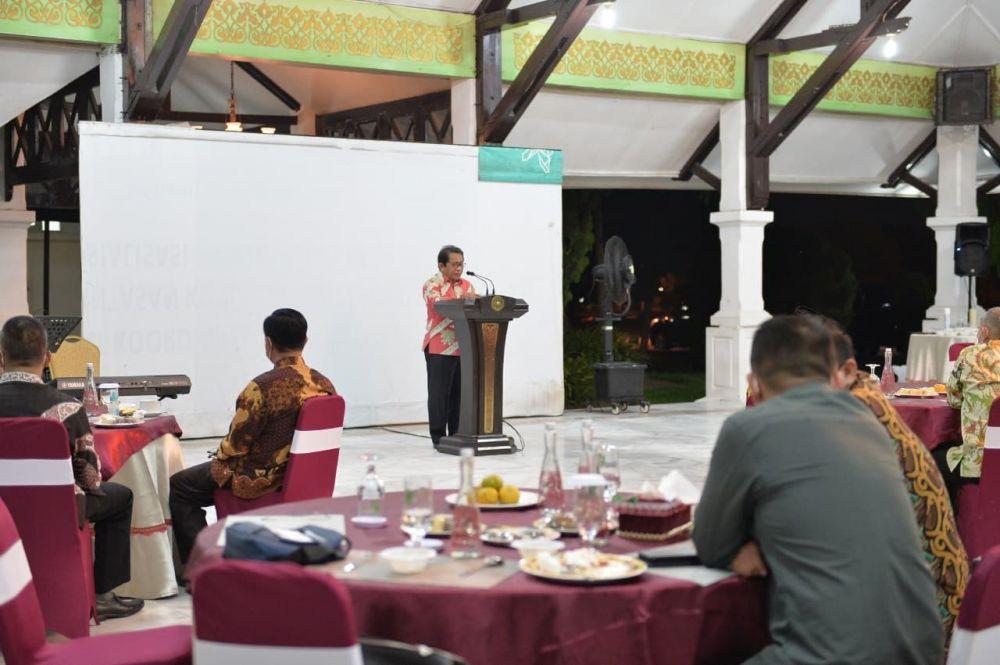 Pemprov Riau Gelar Ramah Tamah Bersama ...