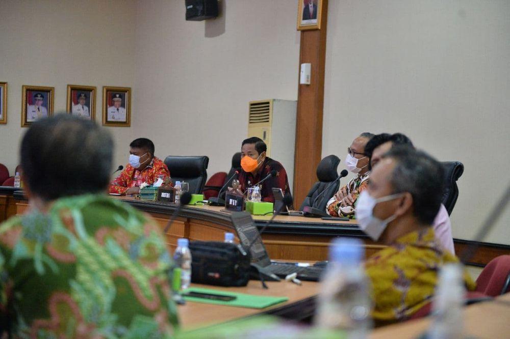 Jdih Pemerintah Provinsi Riau Pemprov Riau Terima Kunker Dari Pemprov Maluku