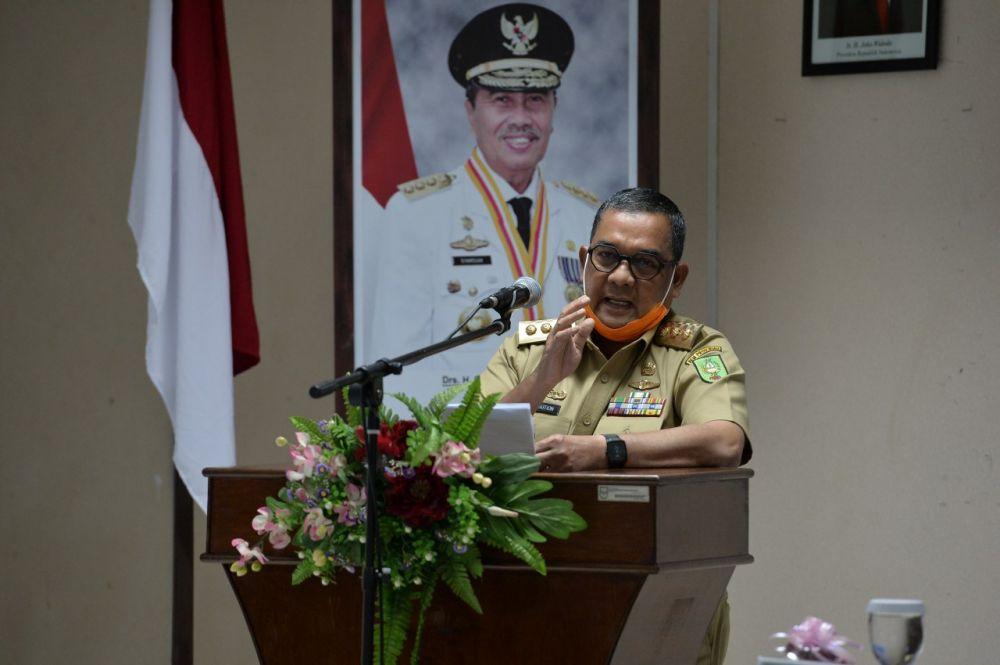 Penurunan Stunting Di Provinsi Riau Menjadi Perhatian Penting