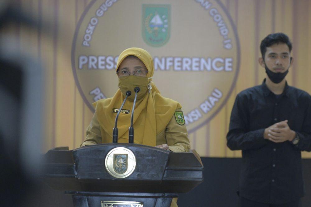 Positif Covid-19 Di Fasyankes Riau Ada 20 ...