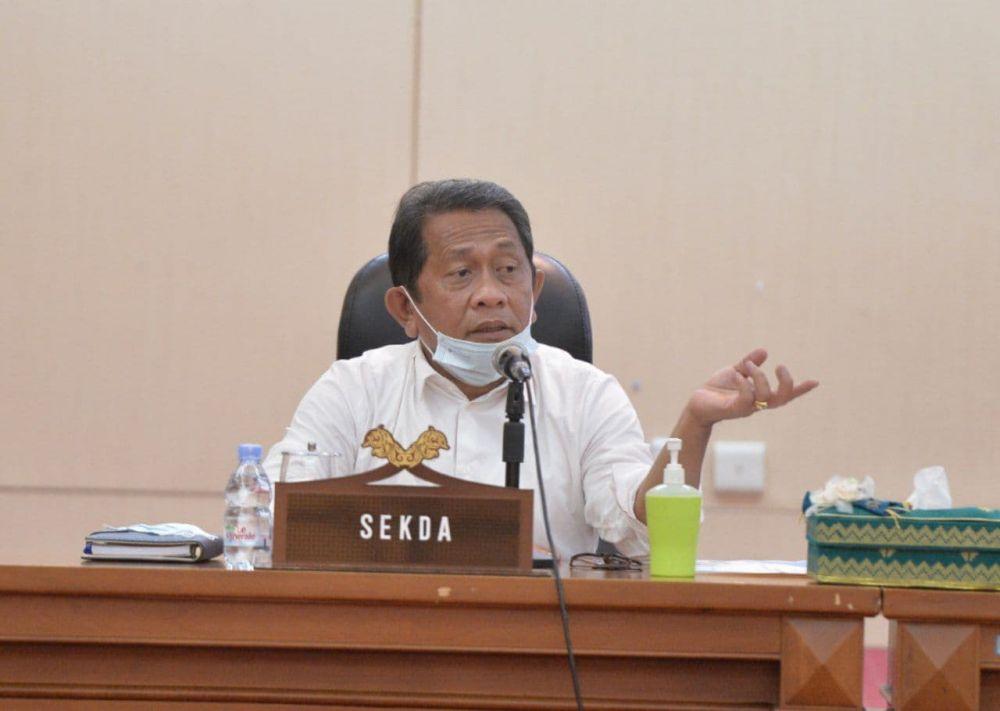 Sekdaprov Riau Jelaskan Perpres No. 109 Tahun 2020