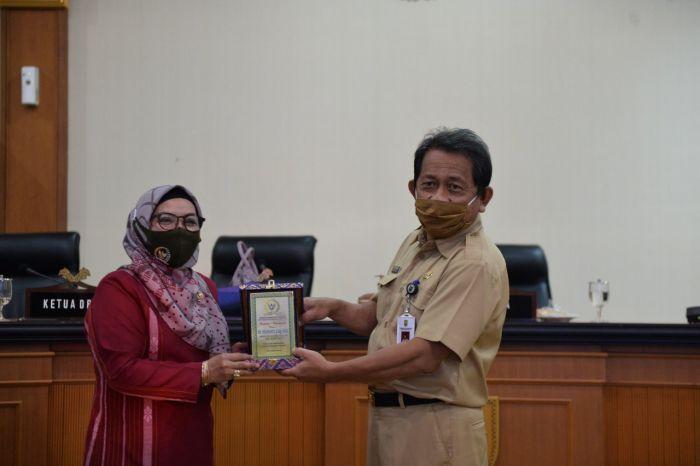 Sekdaprov Riau Terima Kunker Anggota DPD RI
