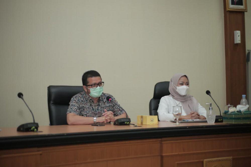Sistem Penanganan Covid-19 Riau Relatif Baik