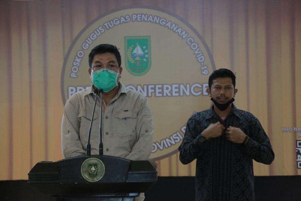 Tingkatkan Perekonomian Masyarakat, DLHK Riau Canangkan 5 ...
