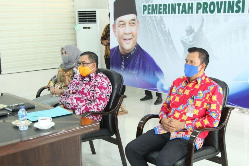 Wagubri Hadiri Public Launching KBLBB Secara ...