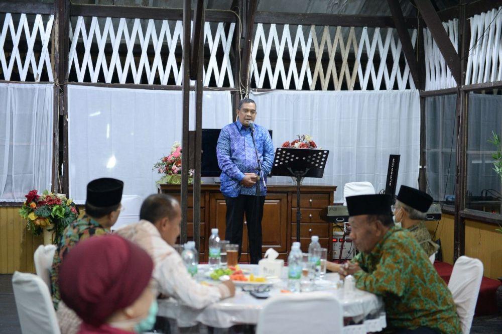 Wagubri: Hilangkan Perbedaan Untuk Kemajuan Riau